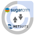 Commercient SYNC for Netsuite ERP and Sugar