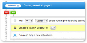 SugarCRM Task Scheduling